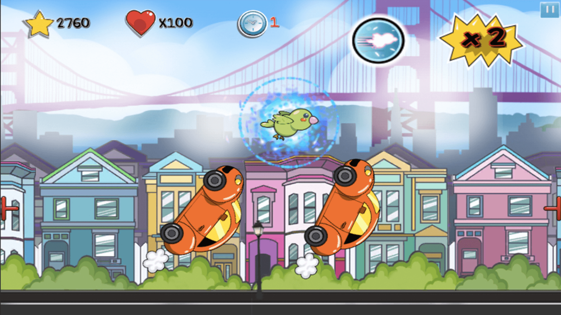 Gameplay Screen 1